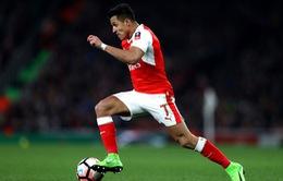 Arsenal: Muốn có Alexis Sanchez, hãy chồng đủ 50 triệu Bảng