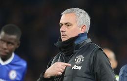 Man Utd bị loại khỏi FA Cup, Mourinho không bắt tay HLV Conte