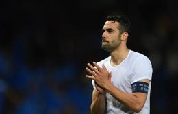 Leicester City bất ngờ có thủ quân Sevilla