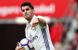"""Lộ diện 2 """"mật vụ"""" của Man Utd đang tích cực lôi kéo Morata"""