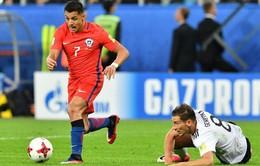 Báo động: PSG bắt đầu tăng tốc vụ giành Alexis Sanchez