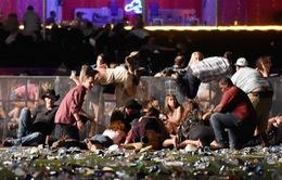 Nhờ điện thoại, thoát chết thần kỳ trong vụ xả súng ở Las Vegas