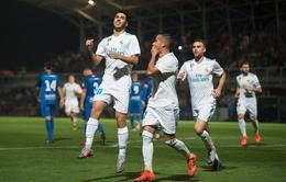 Lịch thi đấu bóng đá châu Âu tối 29/10, rạng sáng 30/10: Real Madrid xuất trận