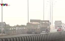 Đà Nẵng: Cấm xe ben vào thành phố giờ cao điểm