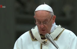 Giáo hoàng Francis kêu gọi hòa bình cho Jerusalem