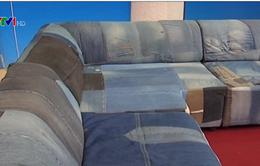 Hơn 1000 người tham gia sản xuất ghế sofa dài nhất Malaysia