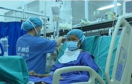Ca ghép gan kỳ diệu cứu sống bệnh nhân chỉ còn 10% cơ hội