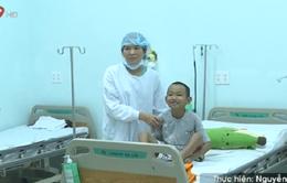 Bệnh viện Nhi đồng 2 (TP.HCM) thực hiện thành công ca ghép gan lần thứ 11