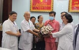 Bệnh nhân đầu tiên được ghép tim ở khu vực phía Nam đã xuất viện