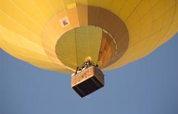 Trải nghiệm khinh khí cầu tại Phan Thiết