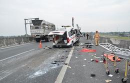 Gia tăng tai nạn giao thông trên Quốc lộ 1
