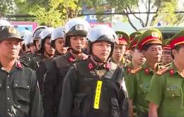 Gia Lai ra quân tấn công, trấn áp tội phạm