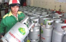 TP.HCM: Giá gas giảm tháng thứ 3 liên tiếp