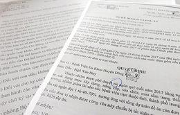 Xuất hiện văn bản giả mạo chữ ký Bộ trưởng Bộ Kế hoạch và Đầu tư