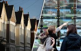 Thị trường bất động sản ở Anh giao dịch ì ạch