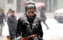 Trung Quốc cảnh báo về tình trạng giá lạnh tại Tân Cương