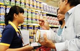 Bình ổn giá đối với mặt hàng sữa đến hết tháng 3/2017