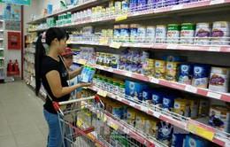 Khó khăn trong quản lý giá sữa trẻ em dưới 6 tuổi