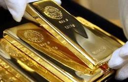 Giá vàng trong nước không biến động nhiều