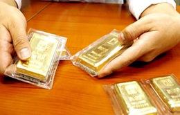 Giá vàng trong nước quay đầu giảm điểm