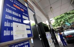 Giá xăng giảm hơn 300 đồng/lít