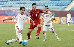 ĐT U20 Việt Nam tìm phương án thay thế cho Bùi Tiến Dụng bị chấn thương