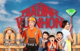 """Phim hài tình huống """"Gia đình vui nhộn"""" lên sóng VTV3"""