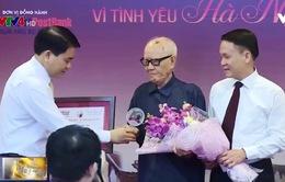 Nhà văn hóa Hữu Ngọc chia sẻ về giải thưởng Bùi Xuân Phái