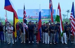 """""""Giải Golf người Việt Nam ở nước ngoài toàn thế giới 2017"""" tại Việt Nam"""