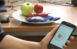 Anh: Ứng dụng trên điện thoại giúp giảm cân