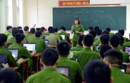 Điểm chuẩn các trường Công an nhân dân dự kiến tăng so với năm 2016