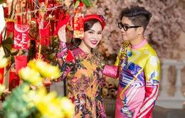 Bùi Anh Tuấn, Giang Hồng Ngọc tình tứ trong bộ ảnh đón Tết