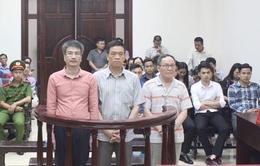 Y án tử hình đối với Giang Kim Đạt, Trần Văn Liêm
