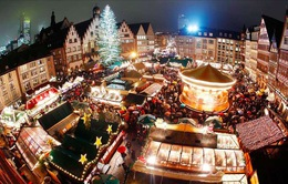 London chuẩn bị cho mùa Giáng sinh