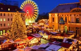 Mua sắm dịp lễ Giáng sinh, Năm mới: Nơi náo nhiệt, nơi trầm lắng