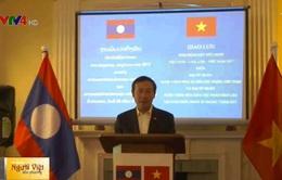 Đại sứ quán Việt Nam và Lào tại Anh giao lưu đoàn kết hữu nghị