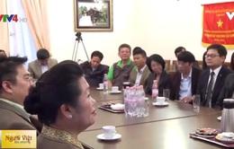 Đại sứ quán Việt Nam và Lào giao lưu tại CHLB Đức