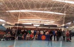 Giao lưu kết nối vòng tay ASEAN tại Alger