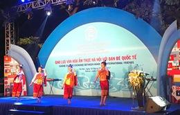 Đặc sắc chương trình Giao lưu văn hóa ẩm thực Hà Nội với bạn bè quốc tế
