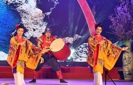 Đặc sắc giao lưu văn hóa Nhật Bản và triển lãm hoa anh đào