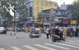 Dịp Tết Đinh Dậu, tai nạn giao thông tăng cao cả ba tiêu chí