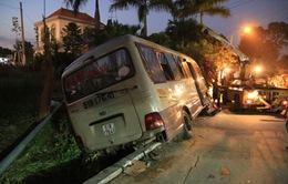 Tài xế gây tai nạn liên hoàn tại Bình Dương đã tới cơ quan Công an trình diện