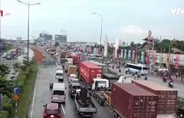 Điểm nóng giao thông trong kỳ nghỉ lễ tại Hà Nội và TP.HCM