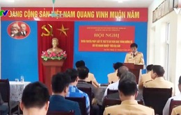 Tuyên truyền Luật Giao thông cho DN vận tải tại Hà Nội