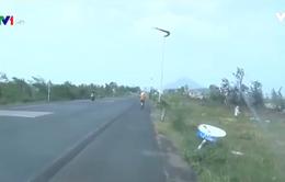 Hệ thống tín hiệu giao thông hư hỏng gây nguy hiểm