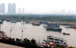 TP.HCM sẽ ứng dụng công nghệ quản lý giao thông đường thủy