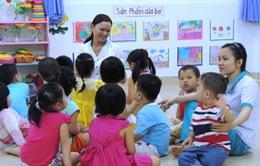 TP.HCM thiếu 1.000 giáo viên mầm non mỗi năm