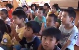 Mô hình giáo dục sớm giúp trẻ tự tư duy tại Nhật Bản