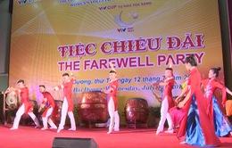 Buổi giao lưu ý nghĩa tại giải bóng chuyền nữ quốc tế VTV Cup Tôn Hoa Sen 2017