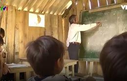 Giáo viên vùng sâu phát âm tiếng Việt chưa rõ